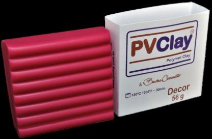 PVClay Decor 56g Amaranto
